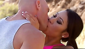 Brazzers - Heavy Tits In Sports - Jayden Lee added to Johnny Sins - Bust the Vag