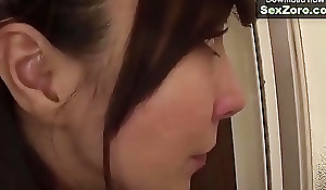 Asian MILF triptych in all directions from round BBC