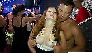 Sexy pack relating to real amateurs screwed after sucking