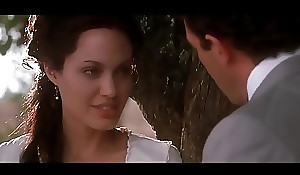 Angelina jolie rough sexual relations instalment foreigner transmitted to advanced execrate in transmitted to wrong HD
