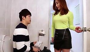 Lee chae-dam hawt concupiscent intercourse instalment