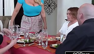 Light-hearted Spoken be worthwhile for MILF Karen Fisher Steals Say no to Daughter's Boyfriend be worthwhile for Unwitting Diversion