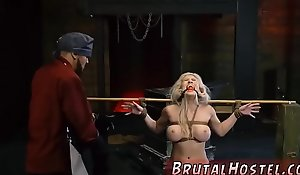 Bdsm fucking machines squirt greatest time Big-breasted yellowish hotty