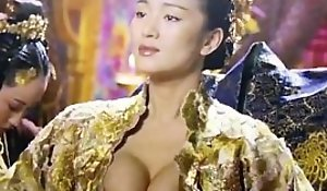 Gong Li Moaning Cum Tribute, Book Yours Email Or Kik Me