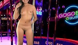 Thai comprehensive auditions for gogo bar dancing job