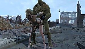Fallout 4 Katsu Supermutants Background