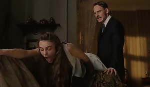 KEIRA KNIGHTLEY, A DANGEROUS METHOD, SEX SCENES (CLOSE UPS)
