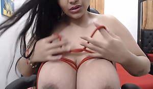 Big Natural Boobies Tied up