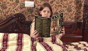 Kami Robertson together with disciplining magazine