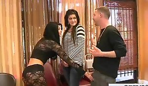 Sexy Girl (Esmi LeeandMonica Rise) For Lots Of Cash Stand Bang On Livecam movie-10