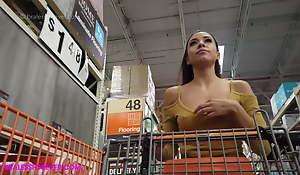 Shopping and flashing
