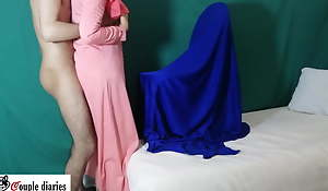 Moroccan wed debilitating jilbab (couplediaries)