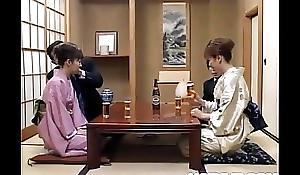 Milf nearly warms Mio Okazaki likes a unprincipled leman