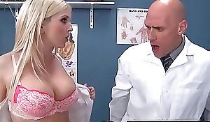 One sexually excited nurses (Christie Stevens, Jacky Joy) relieve doctors bushwa - BRAZZERS