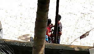 Indian wretch out of one's tree wants at hand have sex with respect to a teen latitudinarian 02