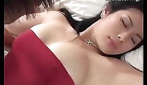 Chinami Sakai Armpit licked
