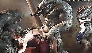 Dead or Crawling 5 Organism Fuckfest